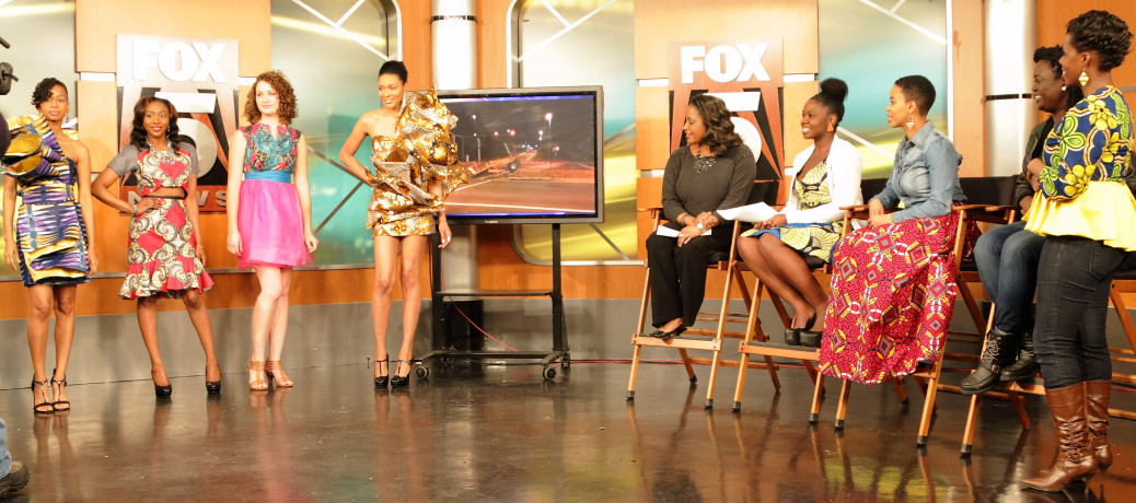 AFWDC Feature on FOX 5 DC