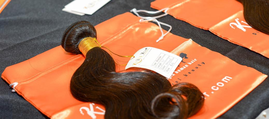 2015 Platinum Sponsor, Kirika Hair